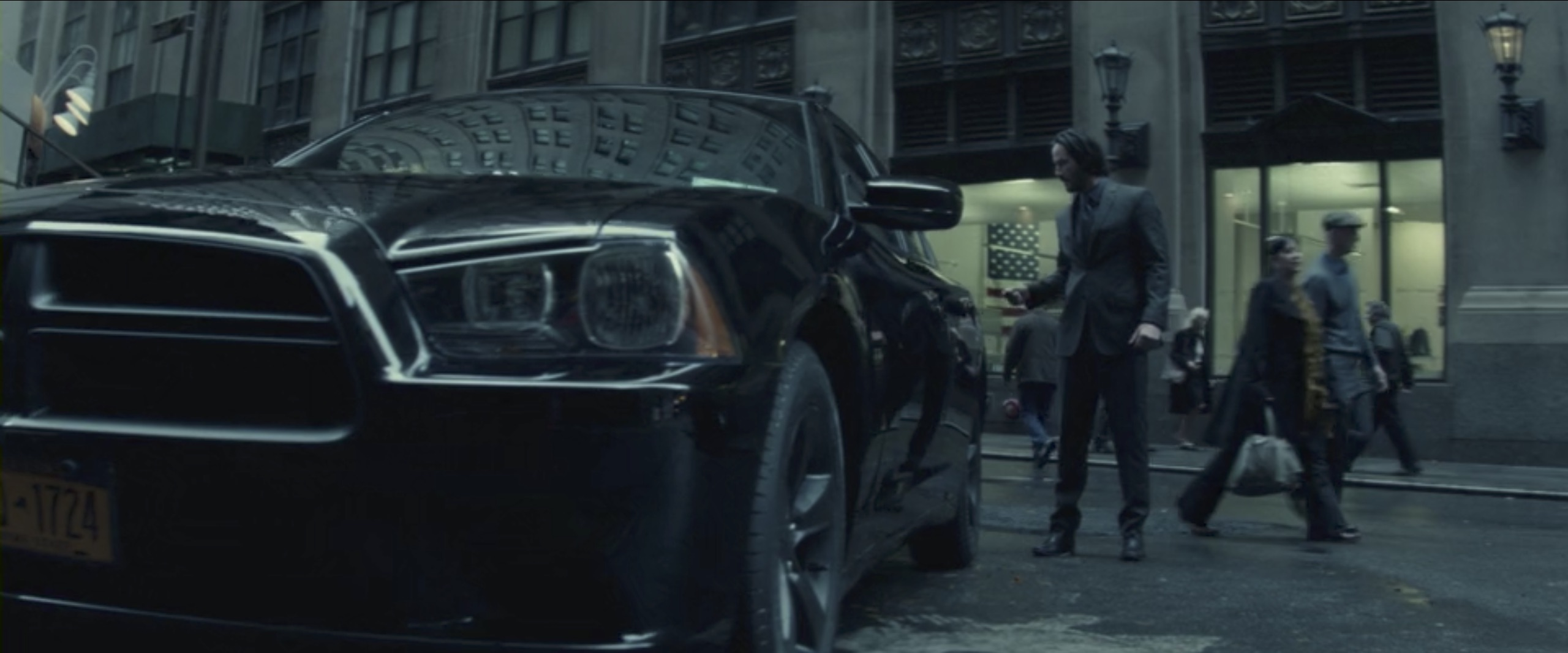John Wick Charger