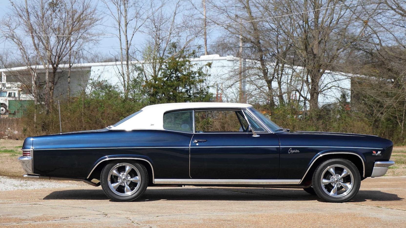 1966 Chevrolet Caprice profile