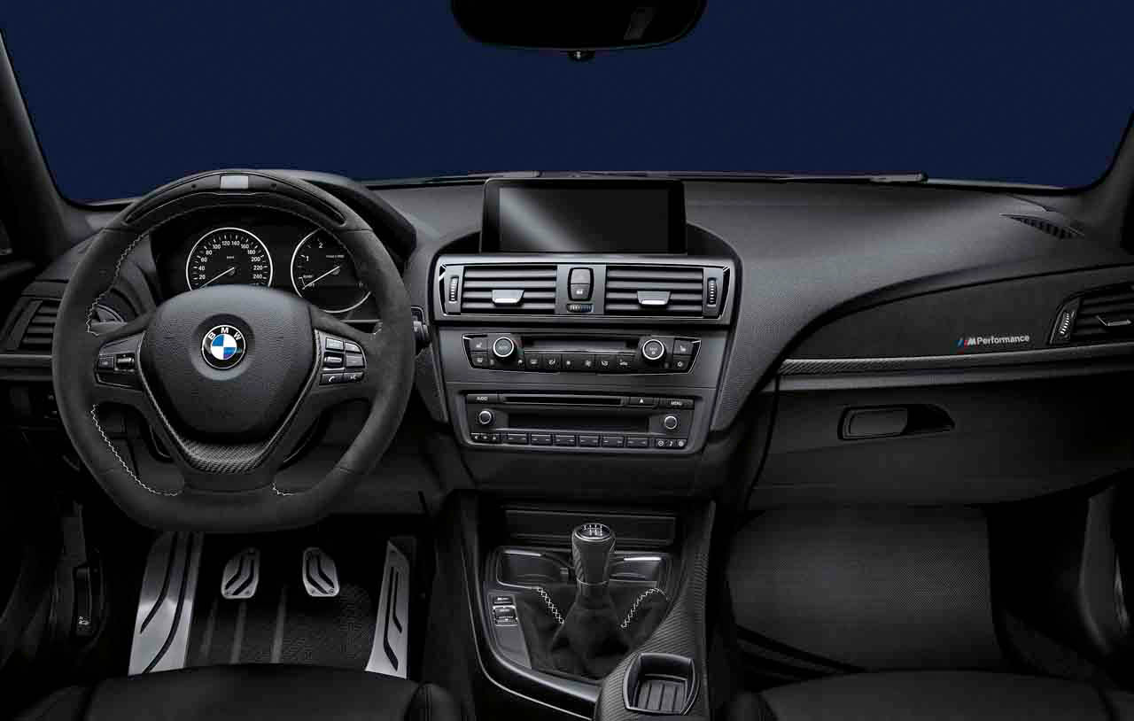 BMW Stupid steering wheel