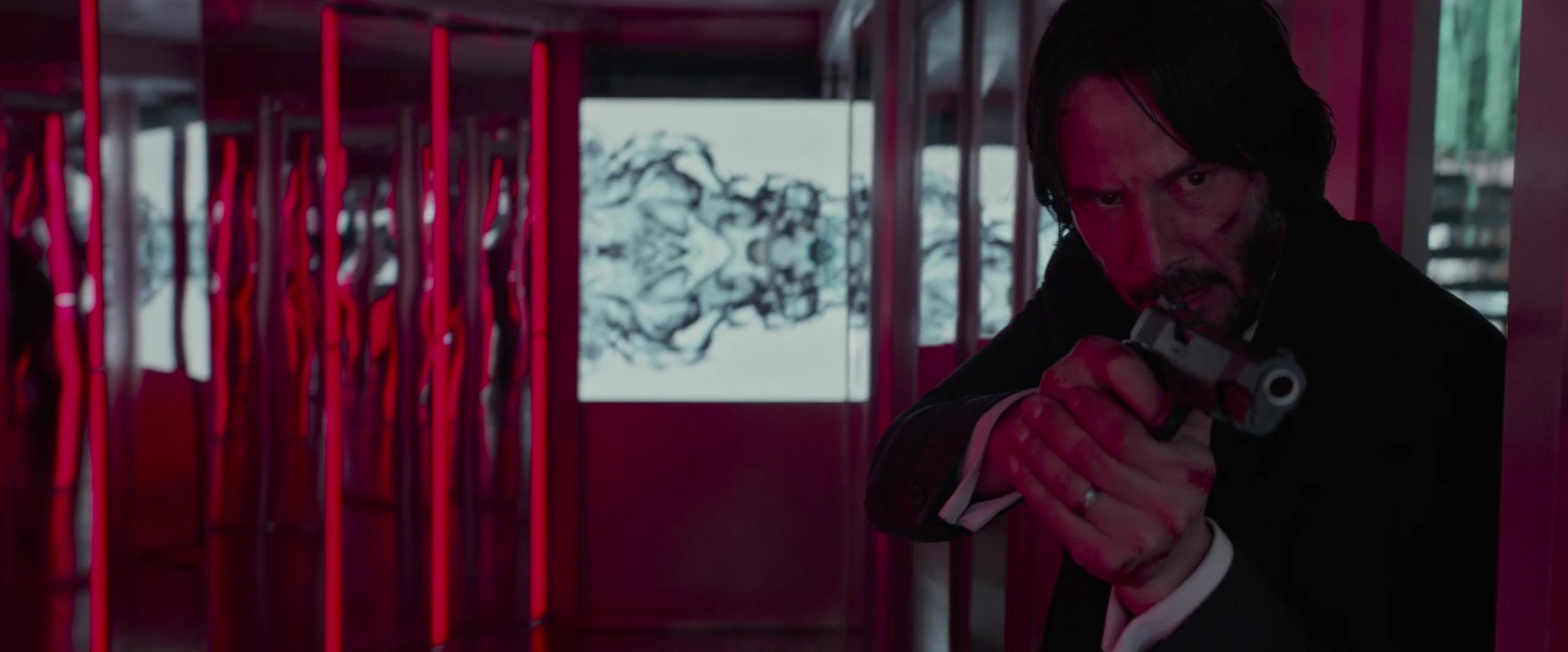 John Wick: Chapter 2 Keanu Reeves