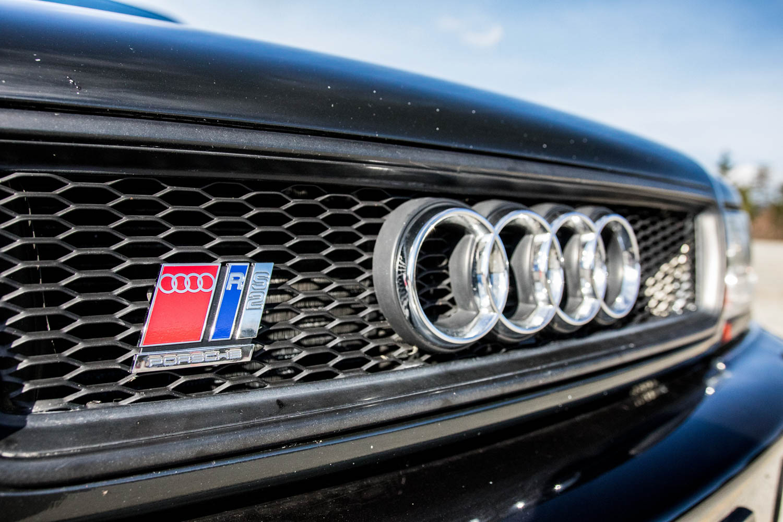 Audi RS2 nose