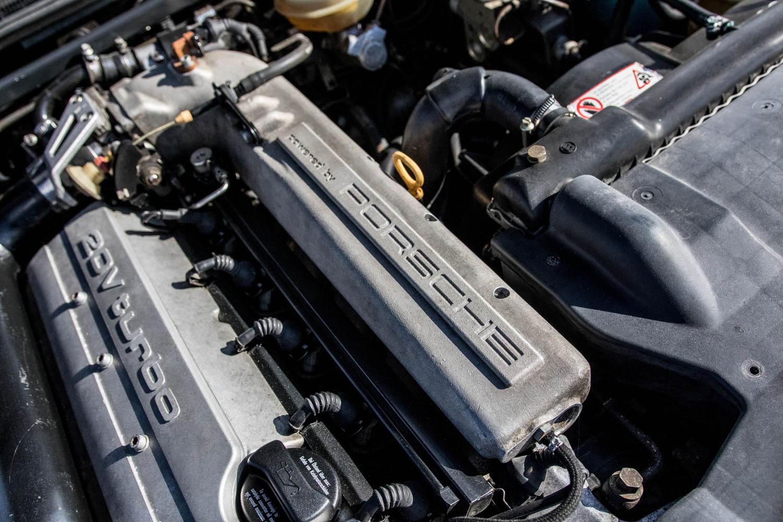 Audi RS2 porsche engine