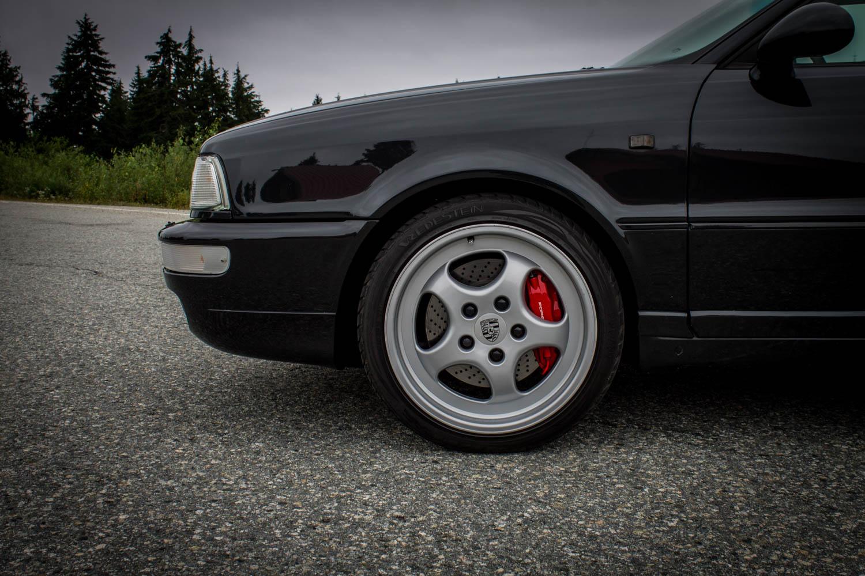 Audi RS2 wheel