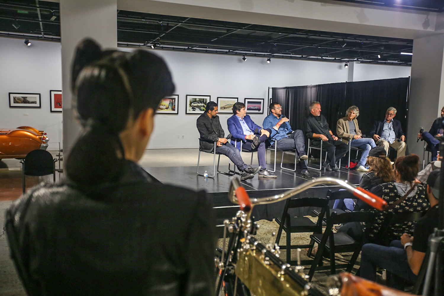 Hollywood Dream Machines: Vehicles of Science Fiction and Fantasy Petersen Automotive Museum panel