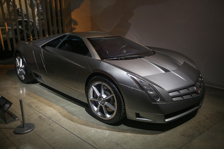 Hollywood Dream Machines Cadillac