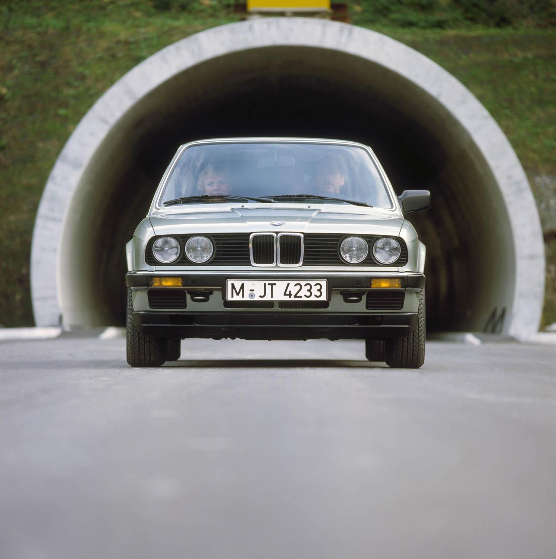 BMW E30 nose