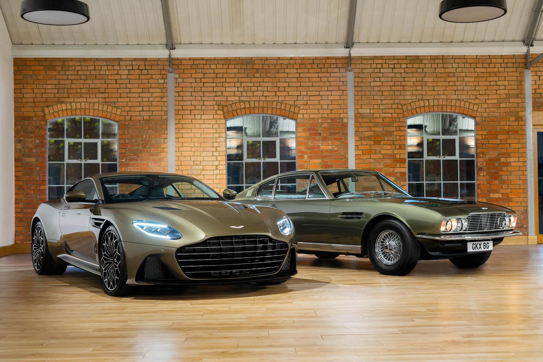 Aston Martin Superleggara