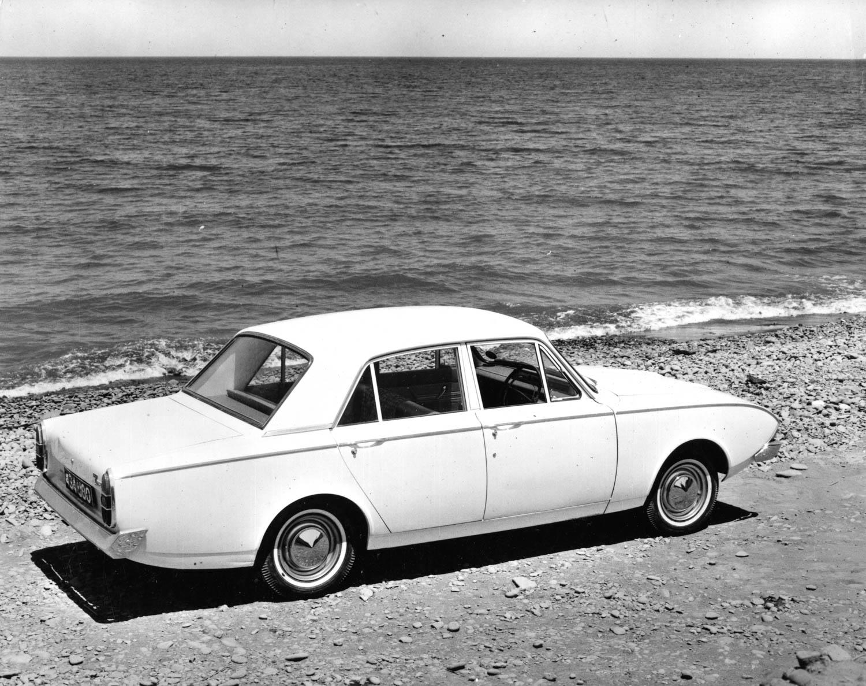 1963 Ford Consul Corsair