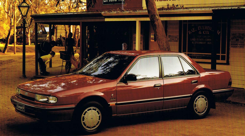 1989 Ford Corsair