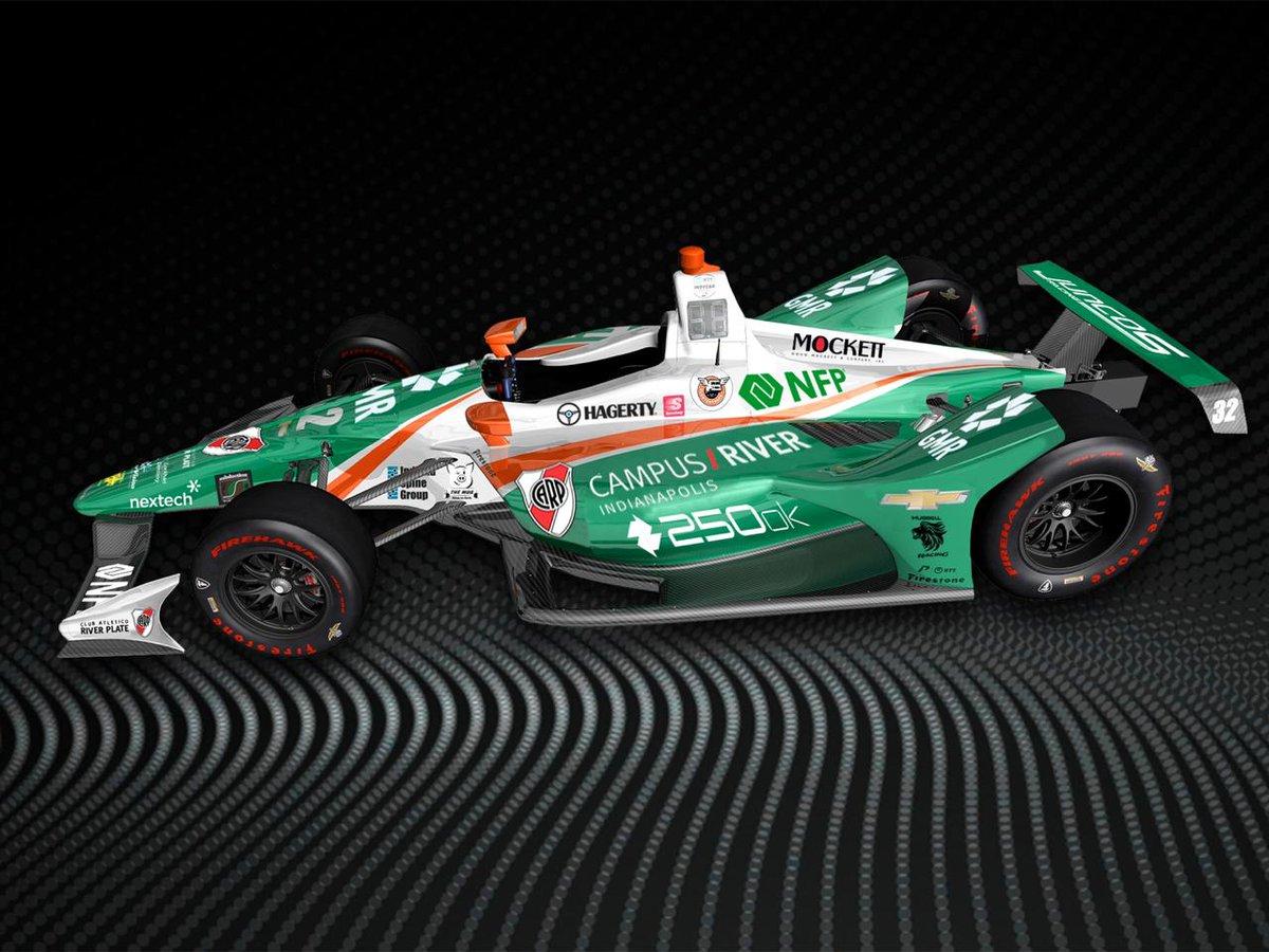Juncos Racing F1 car