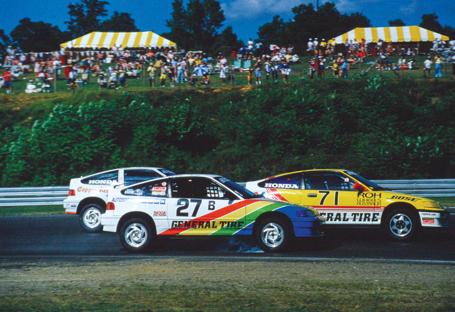 In the 1990s, lap times dropped even as budgets soared.