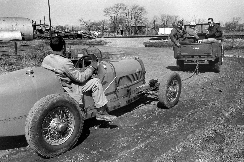 Bugatti fire sale
