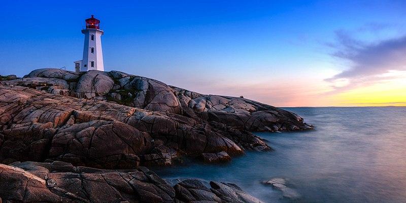 The Lighthouses of Nova Scotia