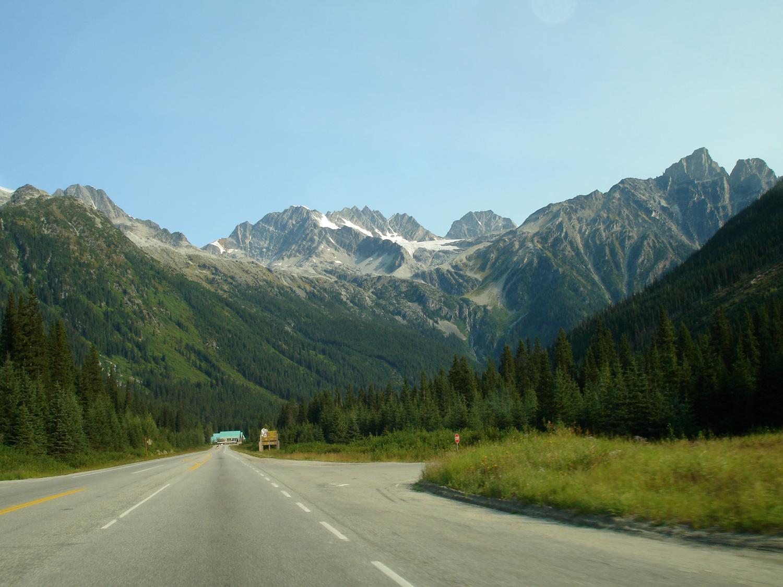 Rogers Pass, British Columbia