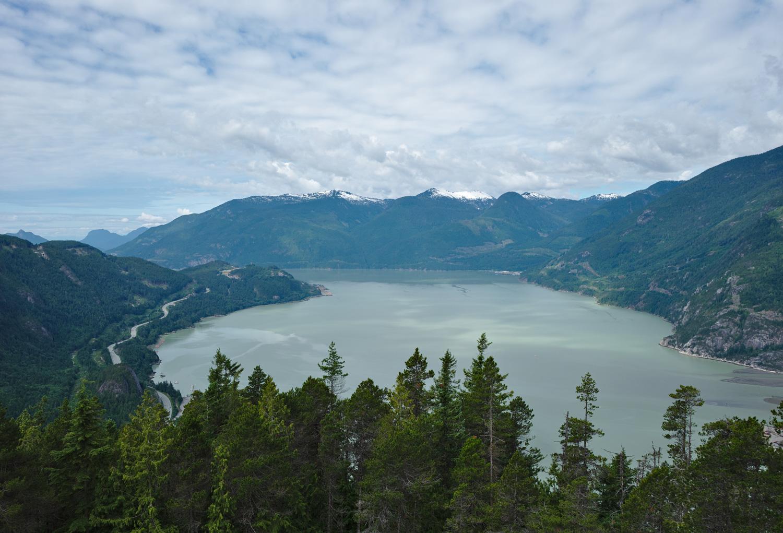 Sea to Sky, British Columbia
