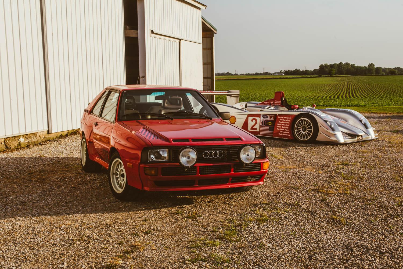 Kettler Motorsport Audis
