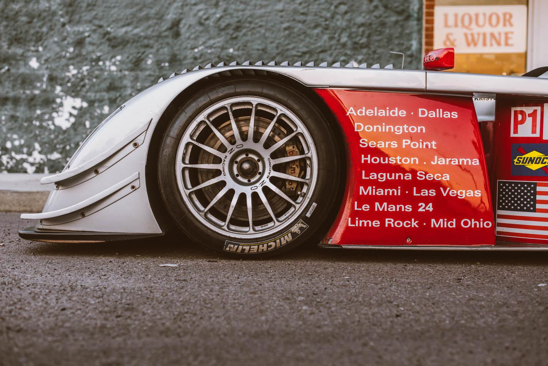 Kettler Motorsport LMP wheel