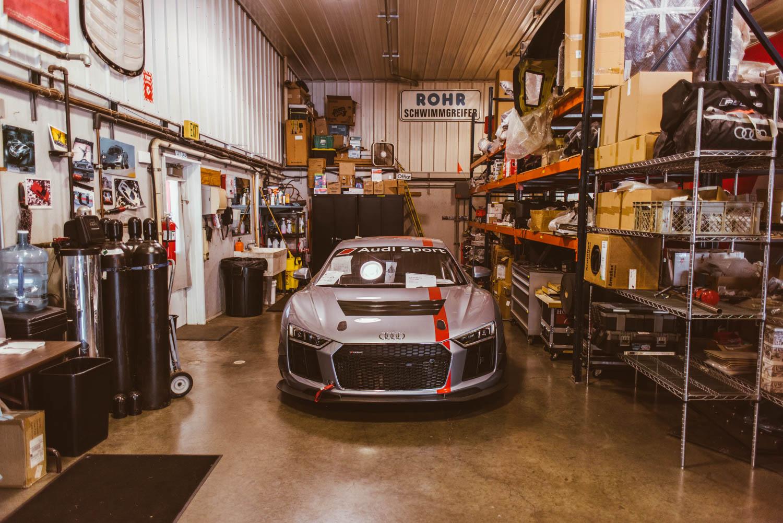 Kettler Motorsport shop