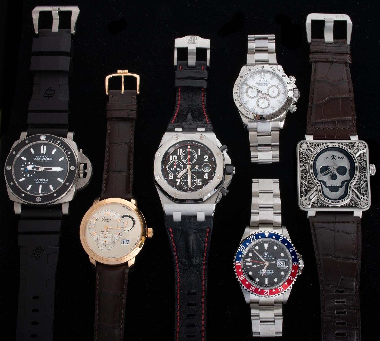 different Bernard Watch Co.