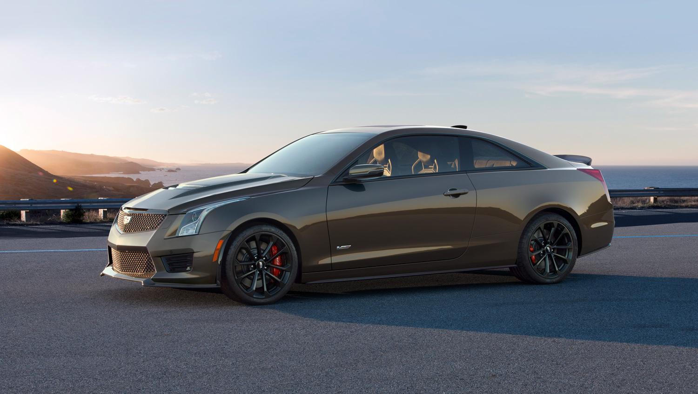 2019 Cadillac ATS-V Pedestal Edition