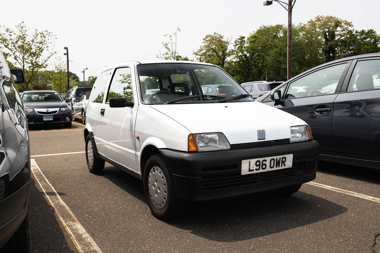 1991–98 Fiat Cinquecento