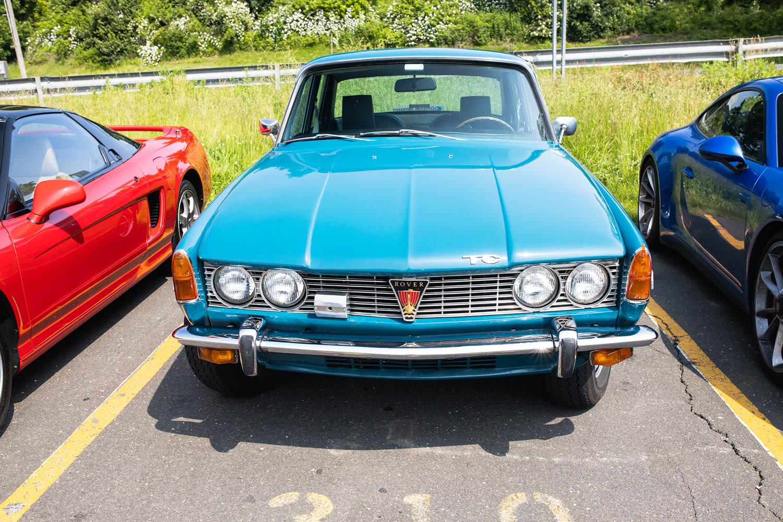 """1963–73 Rover P6 """"2000 TC"""""""