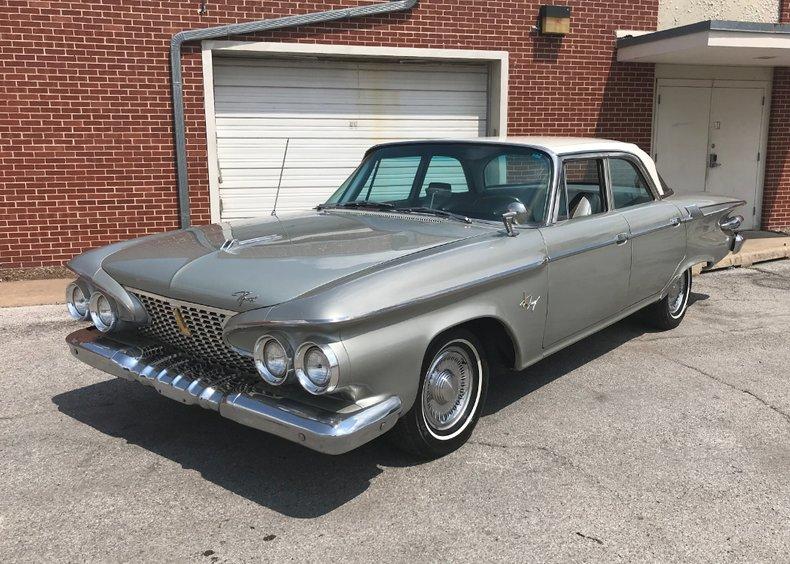 1961 Plymouth Fury