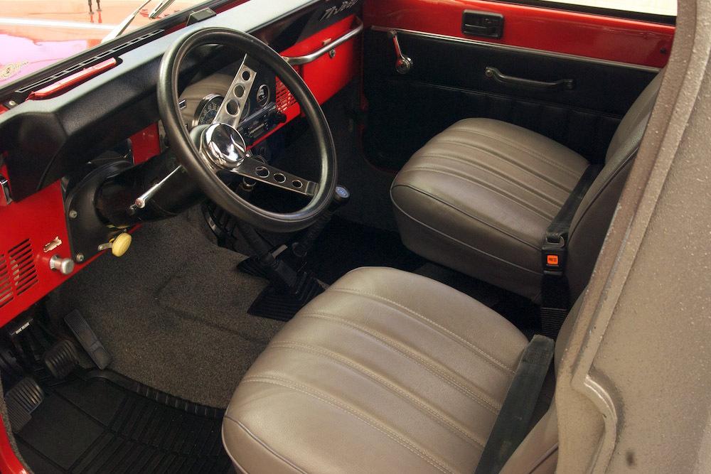 1981 Jeep CJ-8 Scrambler