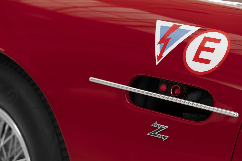 Aston Martin DB4 GT Zagato Continuation side vents