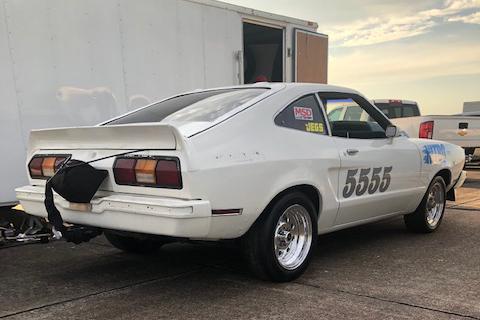 Land Speed Mustang II