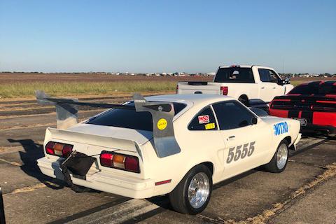 Mustang II Wing Texas Mile