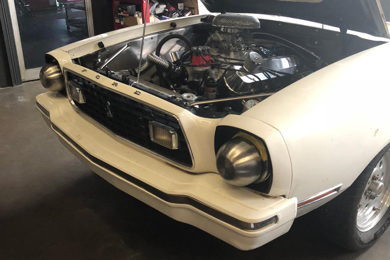 Mustang II 408 Windsor