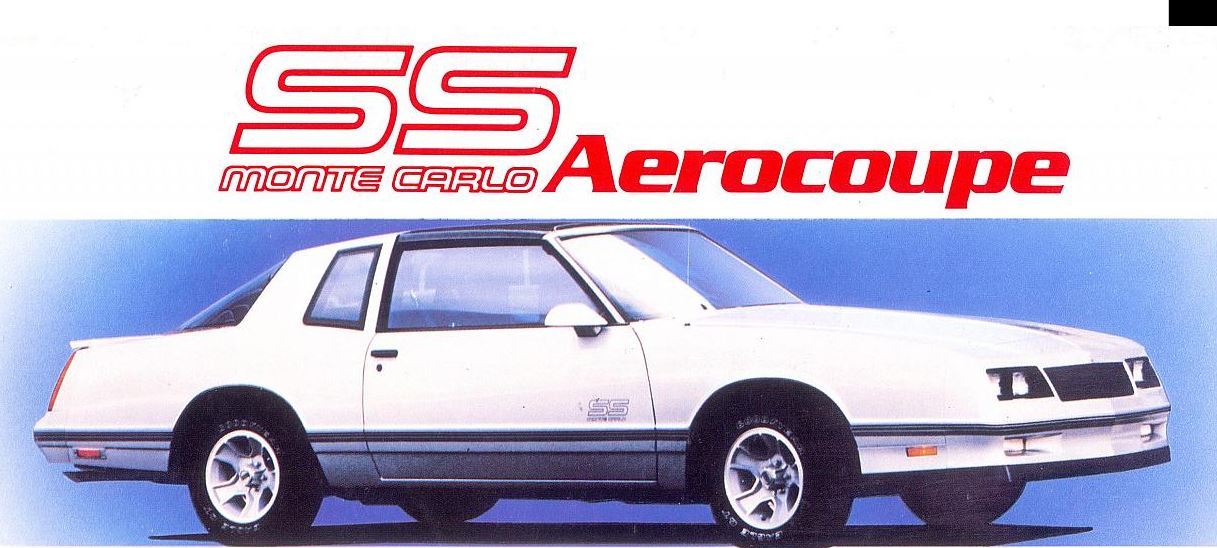 Monte Carlo Aerocoupe SS
