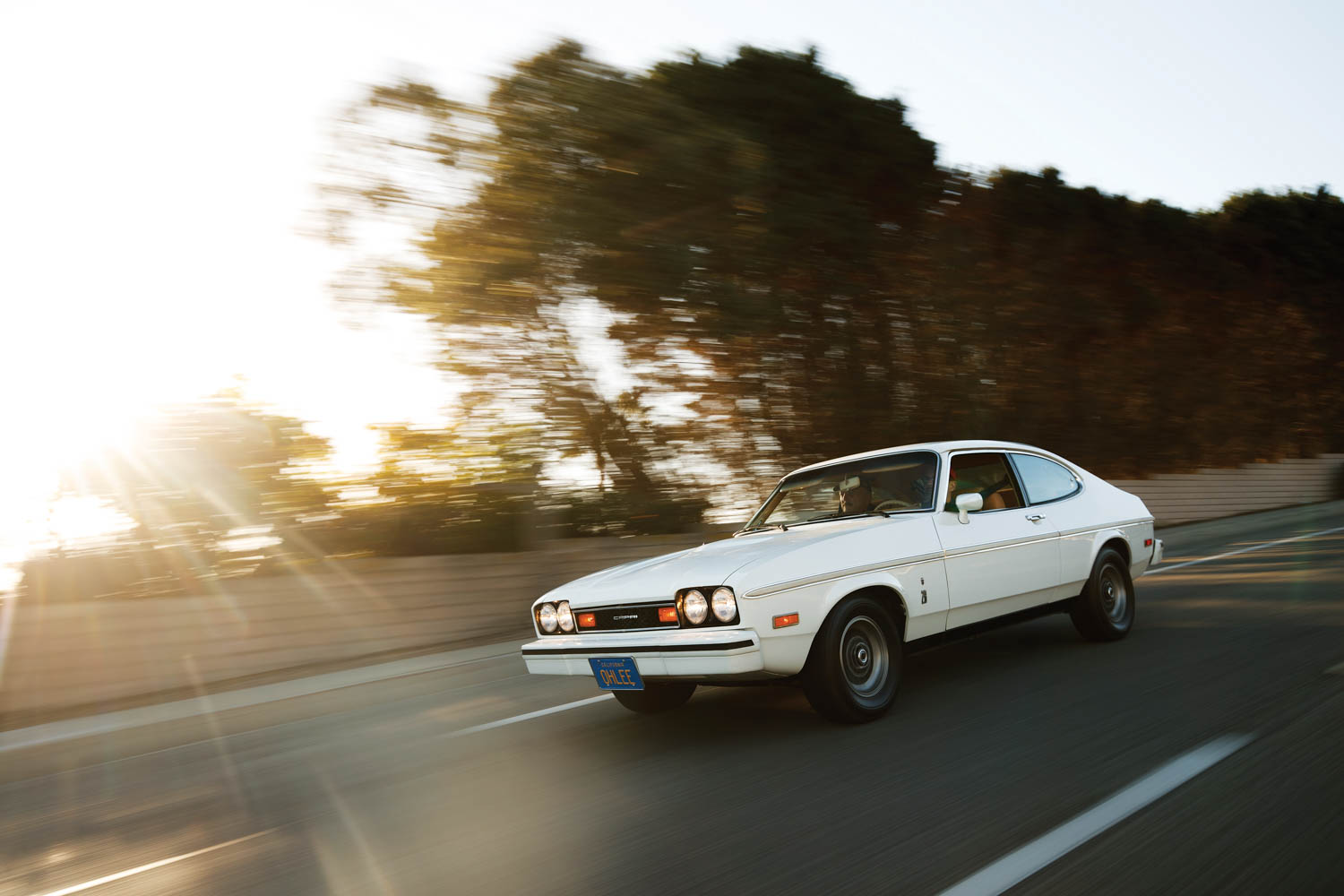 Eventually, the exchange rate killed the Germanbuilt Capri's chances in the U.S., but the Fox body was just around the corner, and the larger, more modern platform would usher in a new Capri, this time with real Mercury badging.