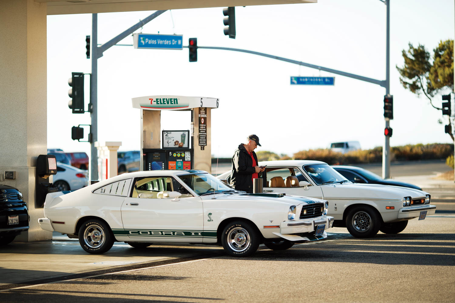 If the goal is turning heads and getting more attention, the ostentatious Mustang is the clear choice between the two. If it's a rewarding driving experience you're after, Capri all the way.