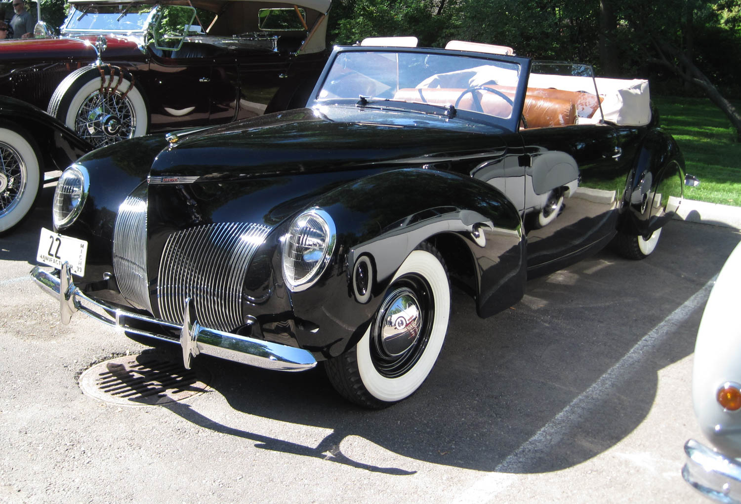 1939 Lincoln Continental prototype
