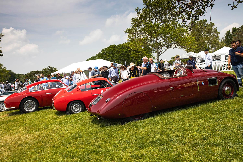 1937 Lancai Aprilia Sport Zagato