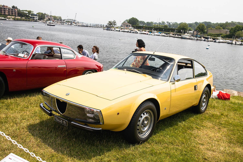 1970 Alfa Romeo Junior Zagato GT 1300 2