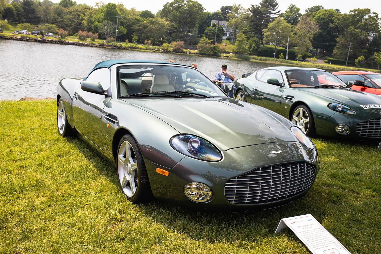 2003 Aston Martin AR1S