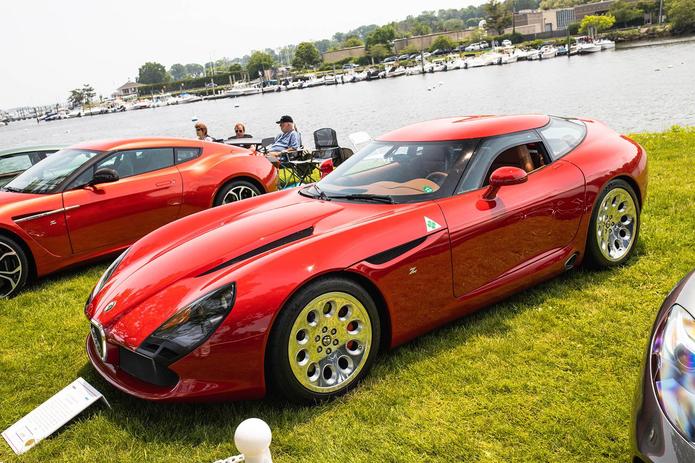 2012 Alfa Romeo TZ 3