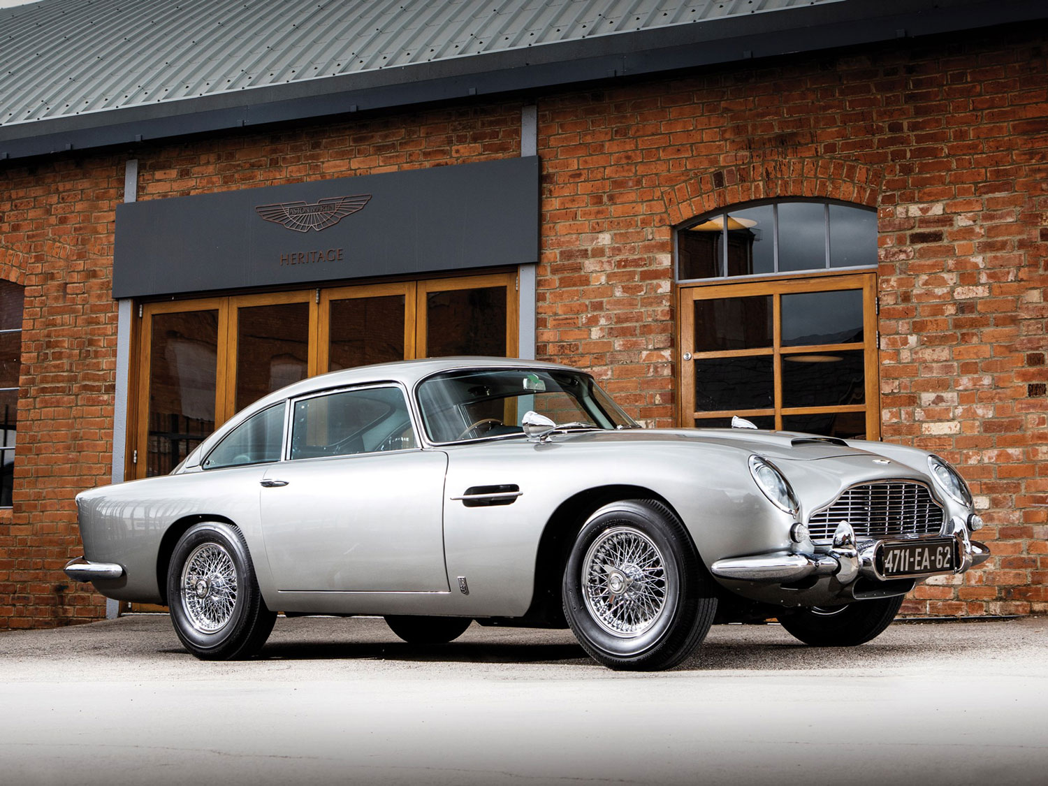 1965 Aston Martin DB5 'Bond Car'
