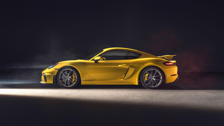 2019 Porsche 718 Cayman GT4