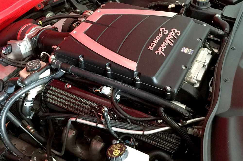 2007 Saturn Sky engine