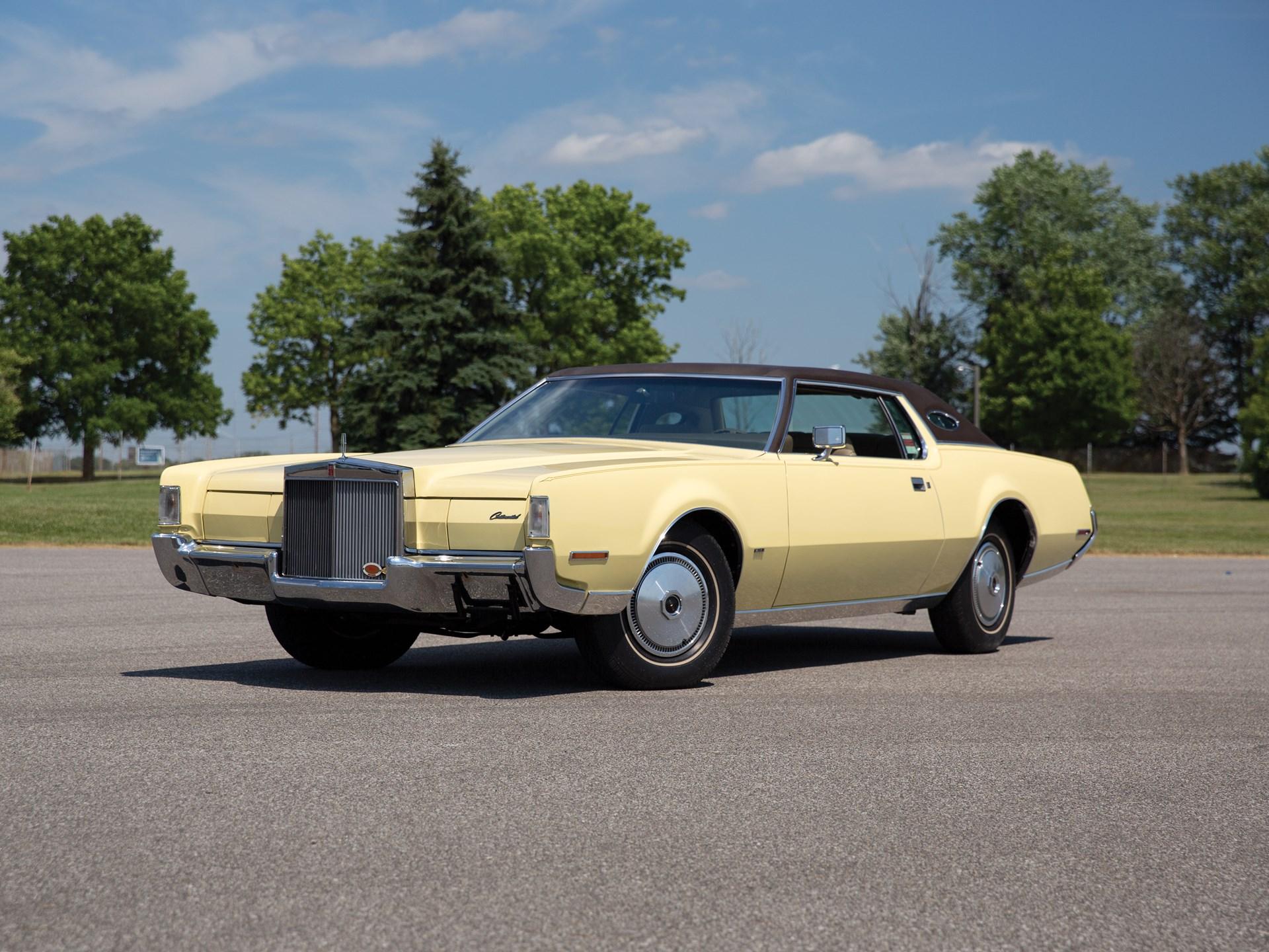 1972 Lincoln Continental Mk IV