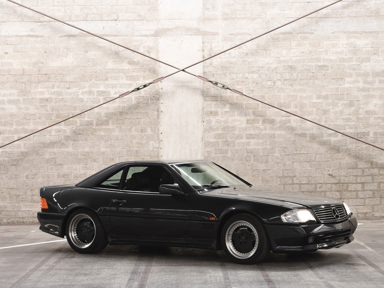 1991 Mercedes-Benz SL R129