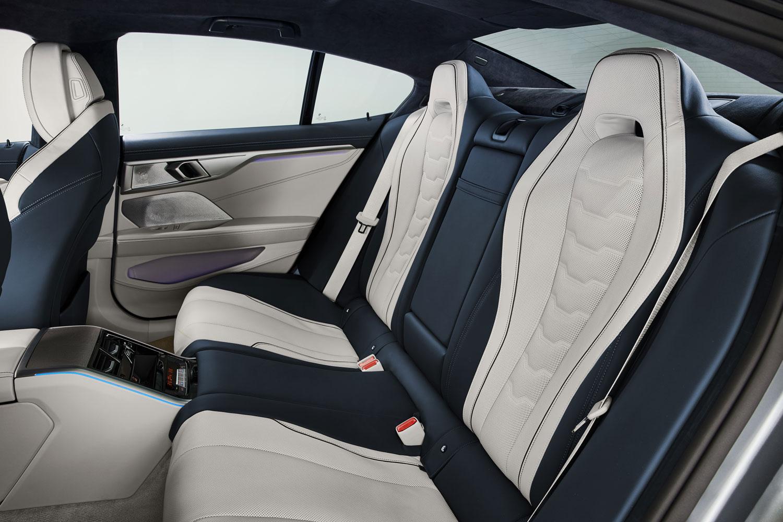 2020 BMW 8 Series Gran Coupe Interior