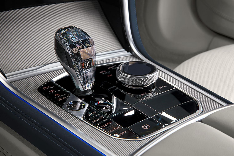 2020 BMW 8 Series Gran Coupe Detail