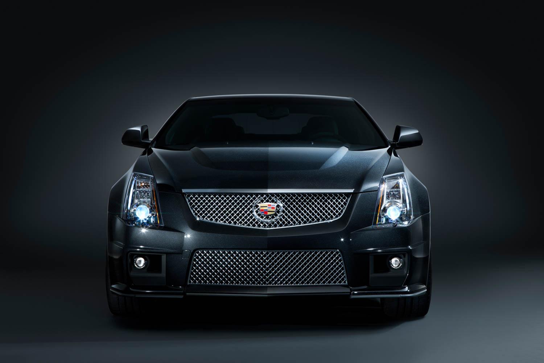 2011 Cadillac CTS-V front