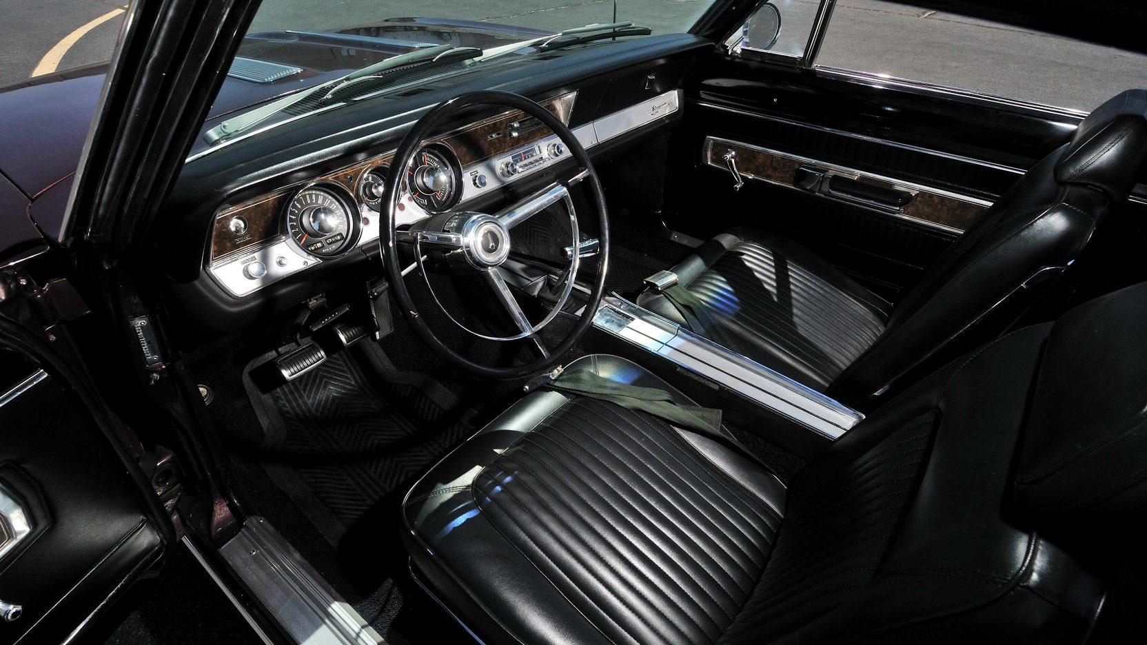 1967 Plymouth Barracuda Interior