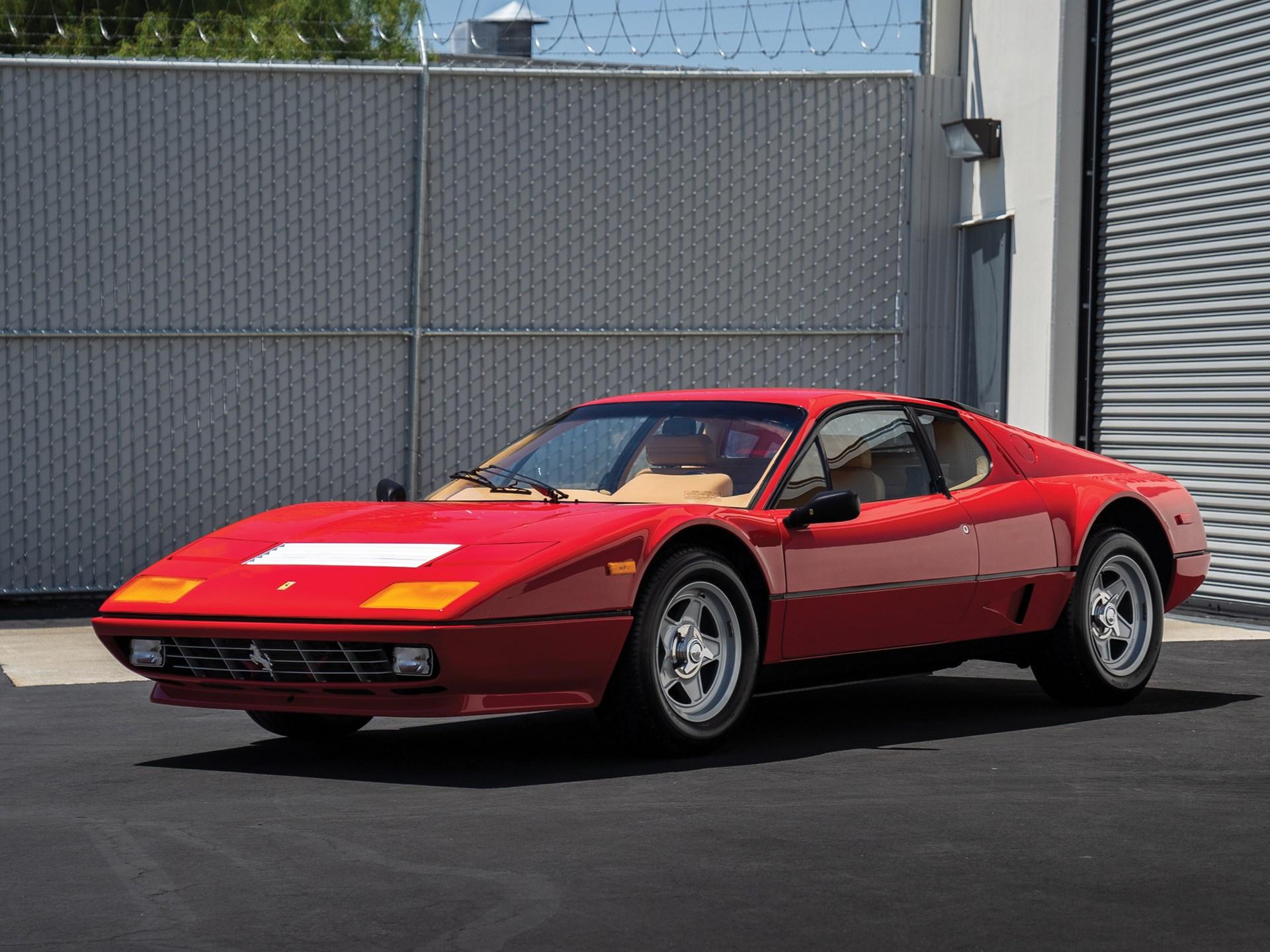 Ming Collection 1984 Ferrari 512 BBi